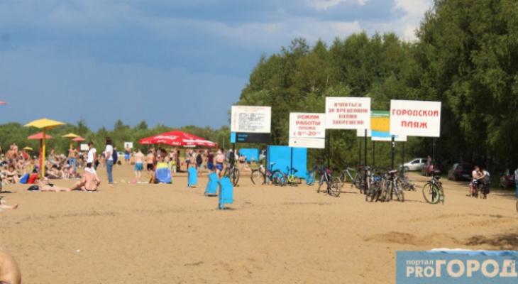 Жителям Коми официально запретили купаться в реках