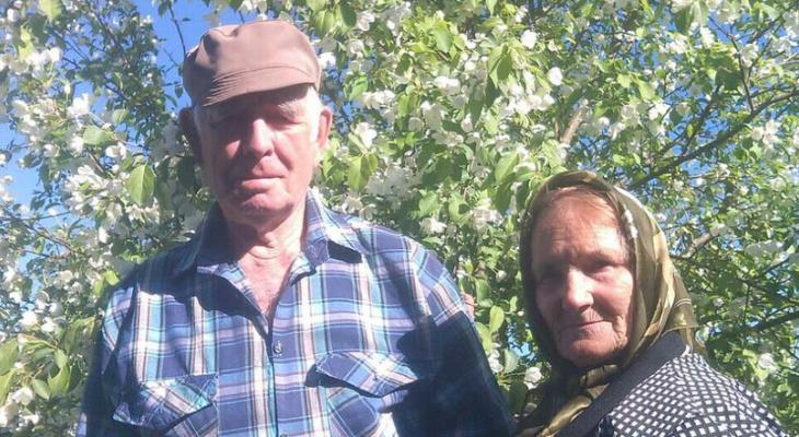 В конкурсе «Моя дача» новые участники - пара, которая 60 лет вместе