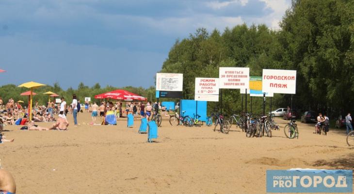 В МЧС Коми рассказали, что будет, если купаться на закрытых пляжах