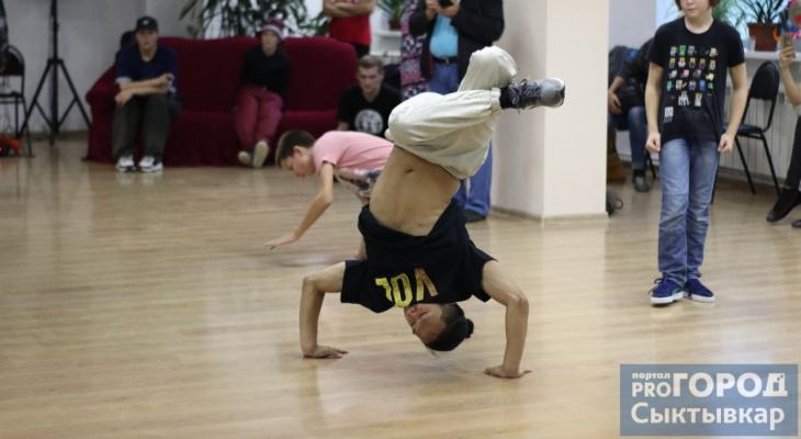 Американские танцоры и рэперы научили сыктывкарцев хип-хопу (фото)