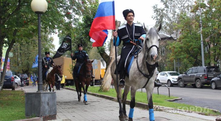 Фоторепортаж: как сыктывкарцы празднуют День республики