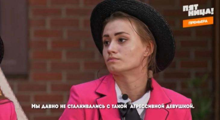 «Пацанку» из Коми назвали одной из самых агрессивных участниц в истории шоу