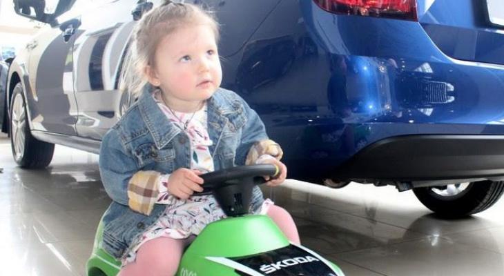 Škoda проведет традиционные уроки безопасности для сыктывкарских детей и их родителей