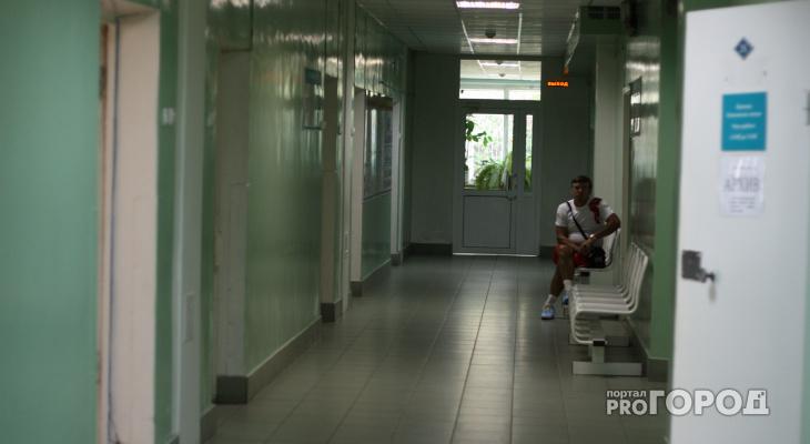 В Коми 7-летняя девочка попала ногой в колесо мчащего мотоцикла