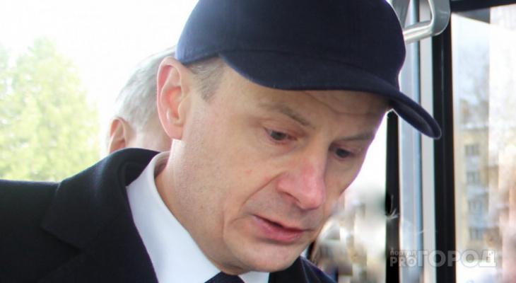 Александр Рукавишников снова стал директором Сыктывкарского АТП №1