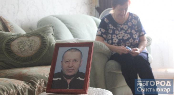 «Никогда не забуду его голос»: сыктывкарка обвинила врачей в смерти своего мужа