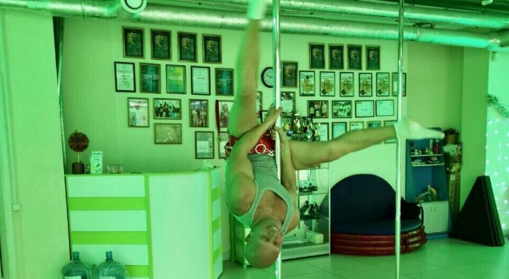 «Это очень мужское занятие»: сыктывкарец призывает горожан танцевать на шесте