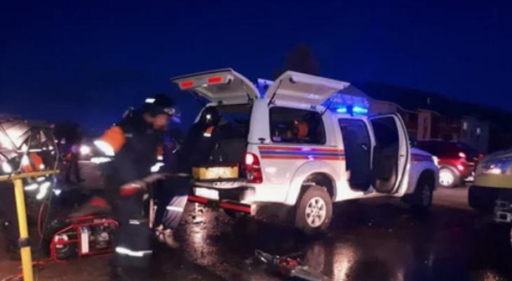 На водителя «Лексуса», который спровоцировал в Сыктывкаре смертельное ДТП, завели дело