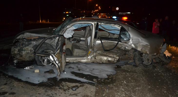 Водитель «Лексуса», который устроил жуткую аварию в Сыктывкаре, был пьян