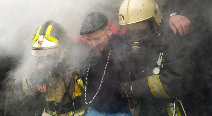 Сыктывкарка сняла клип на песню Ольги Бузовой с огнем, пожарными и дракой (видео)