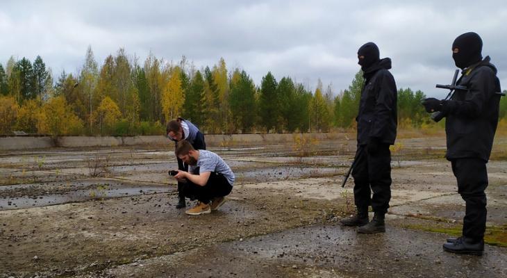 «Человек в маске избил девушку дубинкой»: сыктывкарский режиссёр о съемках эко-клипа