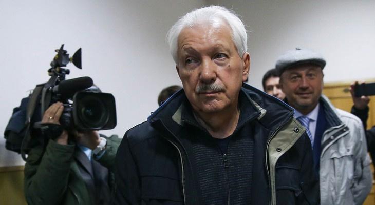Экс-главе Коми Владимиру Торлопову отказали в домашнем аресте