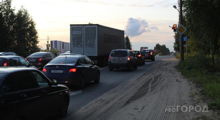 Новый светофор на Октябрьском проспекте уменьшит пробки: мнение ГИБДД Сыктывкара