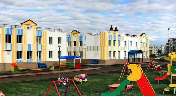 Стало известно, кто построит новый детсад за 200 миллионов рублей в Сыктывкаре
