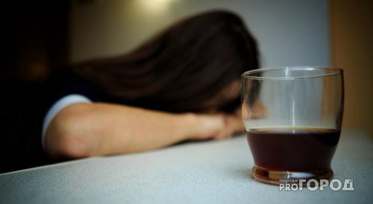 Коми попала в рейтинг регионов, где чаще всего умирают от алкоголя и больше других пьют