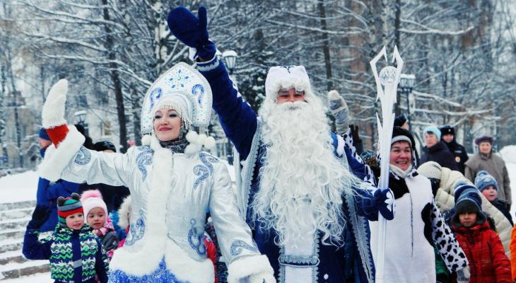 10 интересных фактов из жизни Деда Мороза и Снегурочки