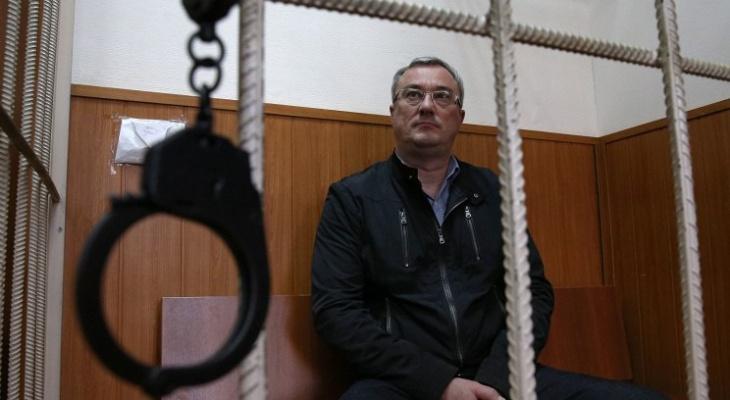 «Самое последнее слово»: экс-глава Коми Вячеслав Гайзер второй раз выступил с речью в суде