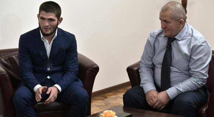 В Коми засудили продавца, который торговал «Хабибом Нурмагомедовым»