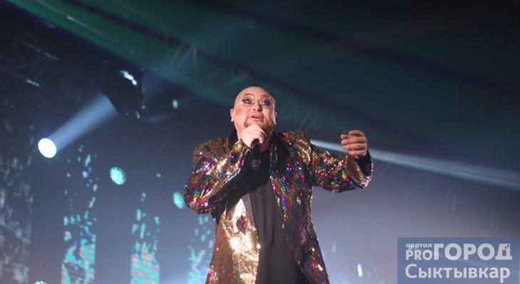На концерте группы «Руки Вверх» в Сыктывкаре внезапно выступил Шура (фото)