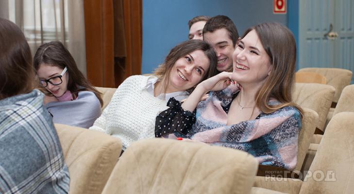 Студенты Сыктывкара участвуют в конкурсе с главным призом в 100 000 рублей