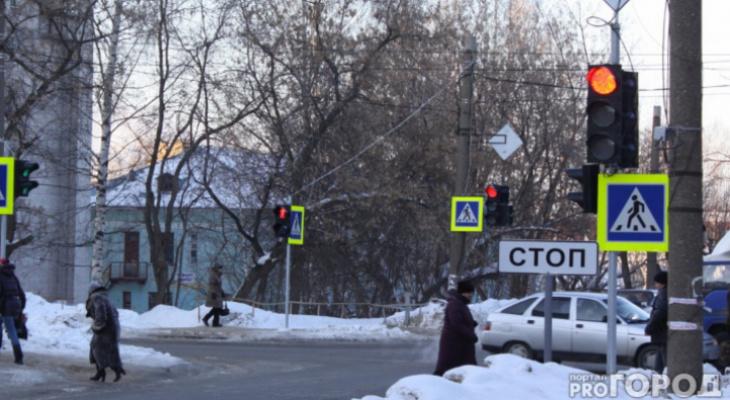 В Сыктывкаре, несмотря на снег, раскопают две улицы