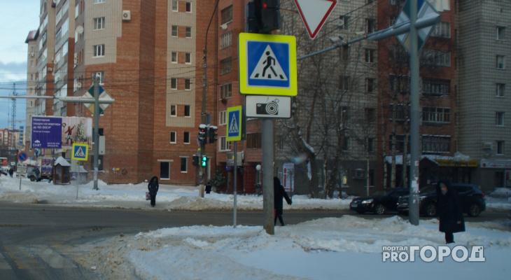 В Сыктывкаре перекроют сразу 15 улиц