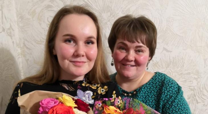 В конкурсе «Мама, я люблю тебя!» сыктывкарки поздравили своих родных