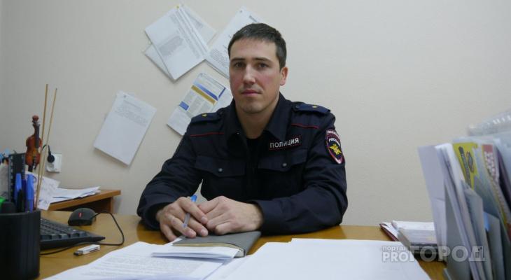 «Напали и начали душить»: сыктывкарский участковый о своей работе