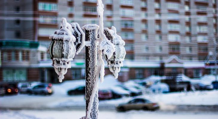 Синоптики рассказали, какой будет первая неделя декабря в Коми