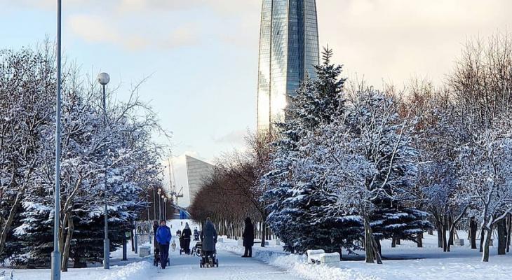 Фото дня от сыктывкарца: коми зима в северной столице