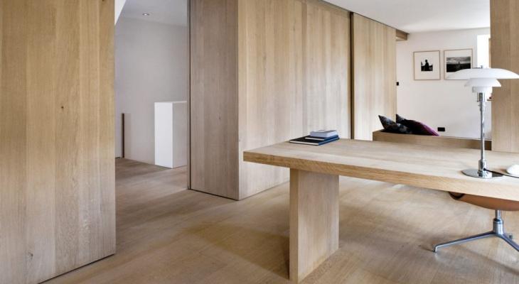 Мебельный щит, уголок и плинтус: как создать  шедевр  в квартире