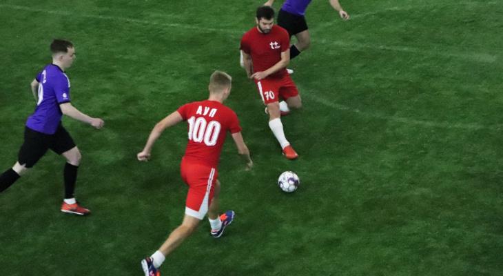 Коми филиал «Т Плюс» выступил организатором благотворительного турнира по мини-футболу