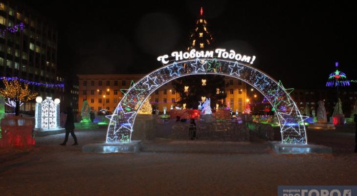 Куда сходить на новогодних каникулах: афиша мероприятий в Сыктывкаре