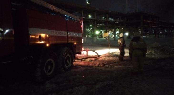 Страшный пожар на нефтезаводе в Ухте ликвидирован