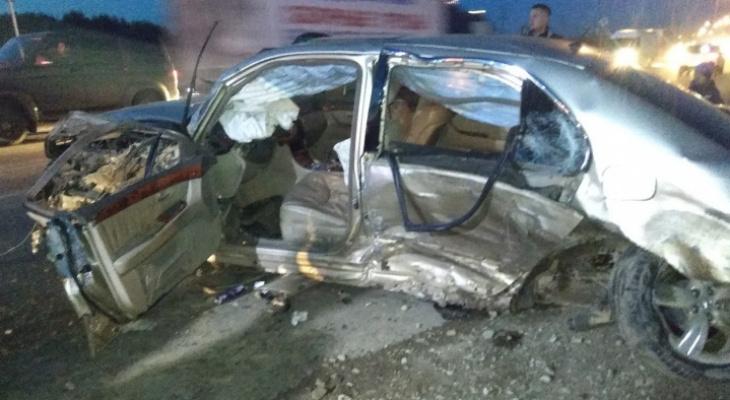 В Сыктывкаре начнется суд над водителем «Лексуса», из-за которого погибли отец с сыном