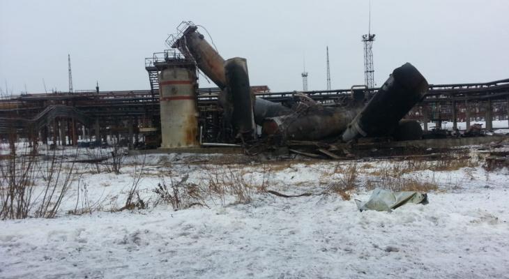 По факту страшного пожара на заводе в Коми возбудили дело