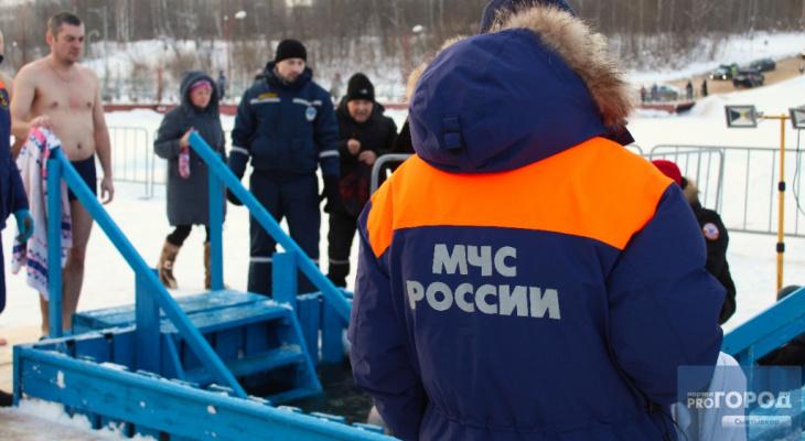 Крещение в Сыктывкаре: список купелей и режим их работы