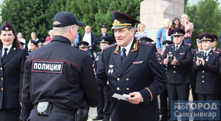 В Сыктывкаре изберут меру пресечения главе МВД Коми