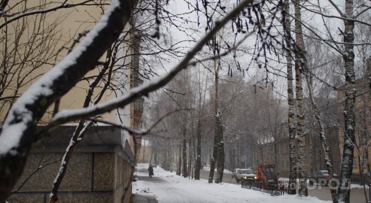 Погода в Сыктывкаре на 18 января: холода, солнце и ночной снегопад