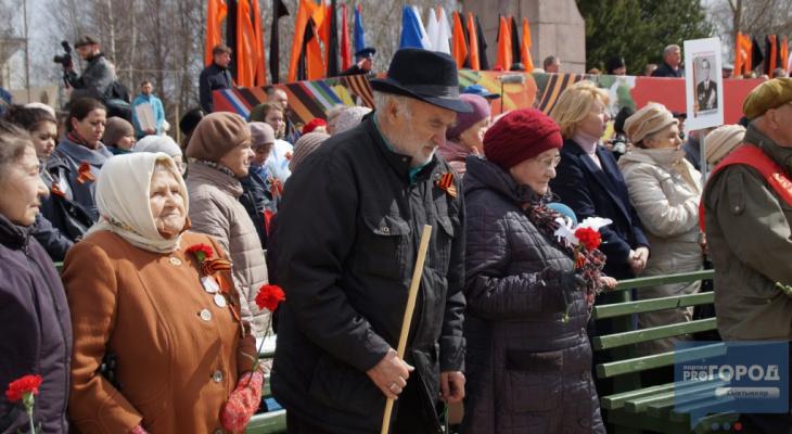 К 75-летию Победы ветеранам войны выплатят по 75 тысяч рублей