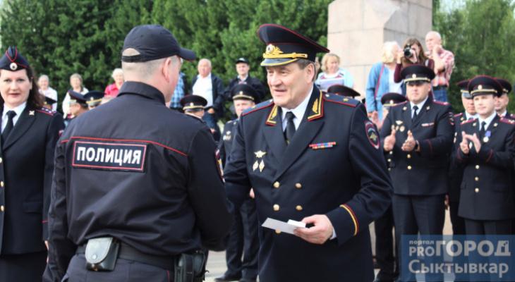 Появились подробности дела задержанного главы МВД Коми
