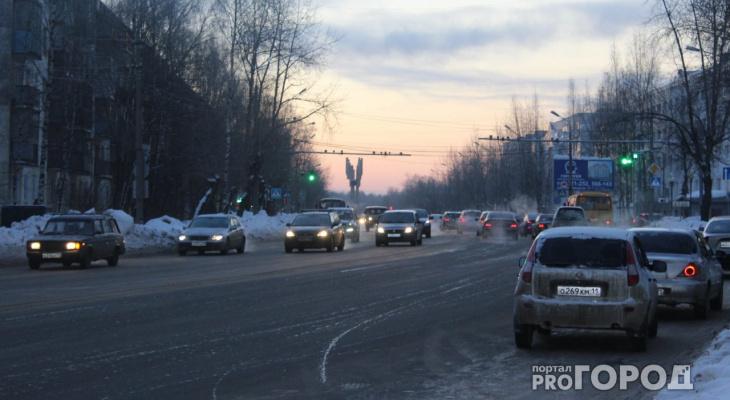 Синоптики предупредили жителей Коми о нестабильной неделе
