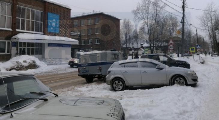 В МЧС рассказали, чем на самом деле оказалась бомба в сыктывкарском техникуме