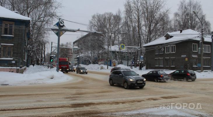 «Летом будет жесть»: сыктывкарские водители мрачно ожидают перекрытие Октябрьского проспекта