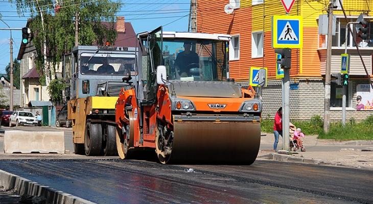 Выяснилось, когда начнется следующий этап тотального ремонта дорог в Сыктывкаре