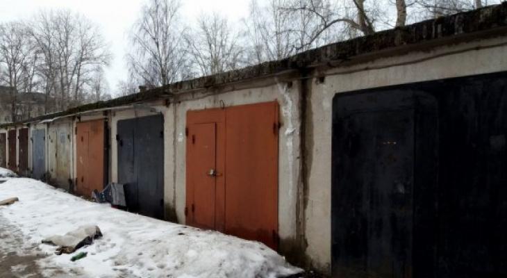 Стало известно, в каких местах Сыктывкара в этом году будут сносить гаражи
