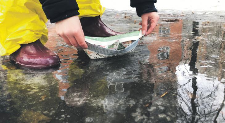 Синоптики зафиксировали новый рекорд температуры в Сыктывкаре