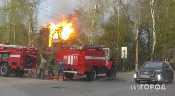 «Лучше бы новую построили»: сыктывкарцы о восстановлении сгоревшей школы в Кируле