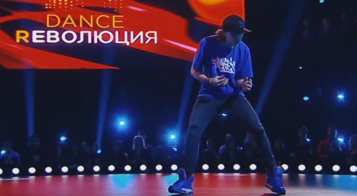 Парень из Коми участвует в танцевальном шоу на «Первом канале»