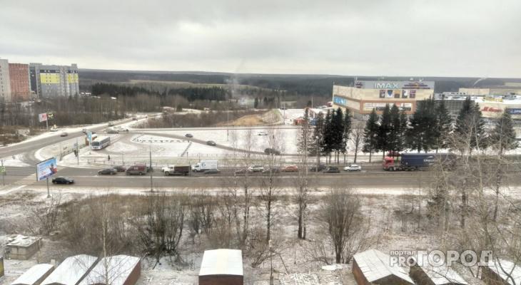 Погода в Сыктывкаре на 26 марта: небольшие осадки и умеренный ветер